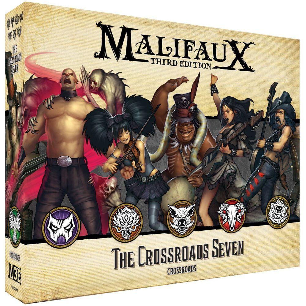 Crossroads Seven - Malifaux