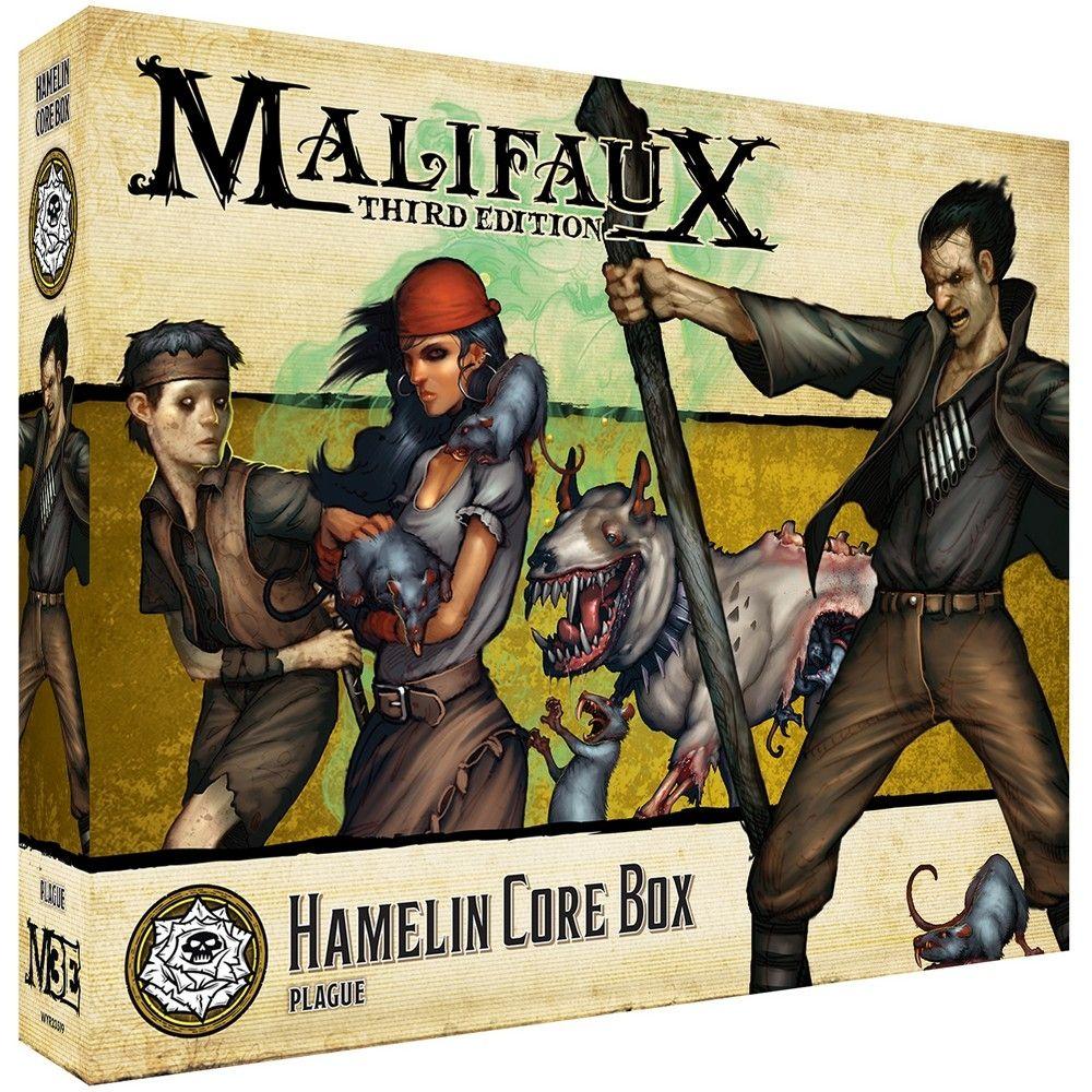 Hamelin Core Box - M3e Malifaux 3rd Edition