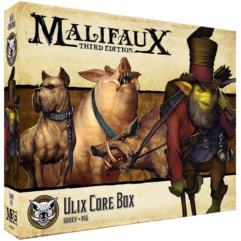 Ulix Core Box - M3e Malifaux 3rd Edition