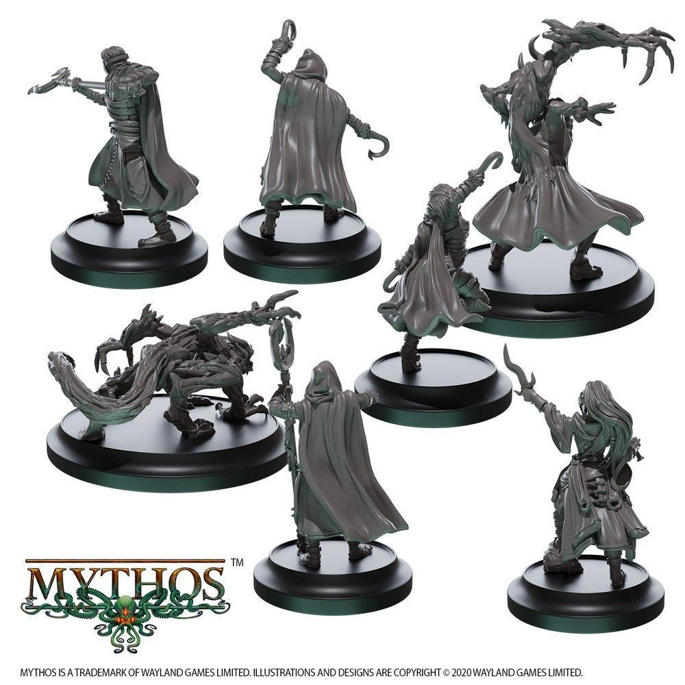 Mythos: Path of Chronozon Faction Starter Set
