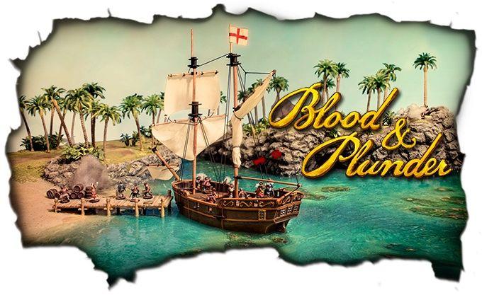 Blood & Plunder - poptávka