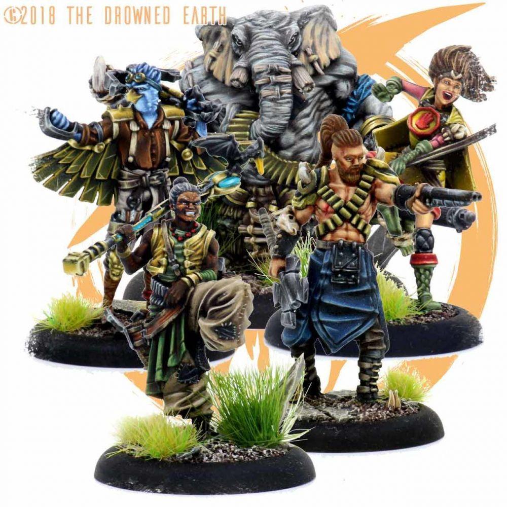 Wayfarers Faction Starter Box