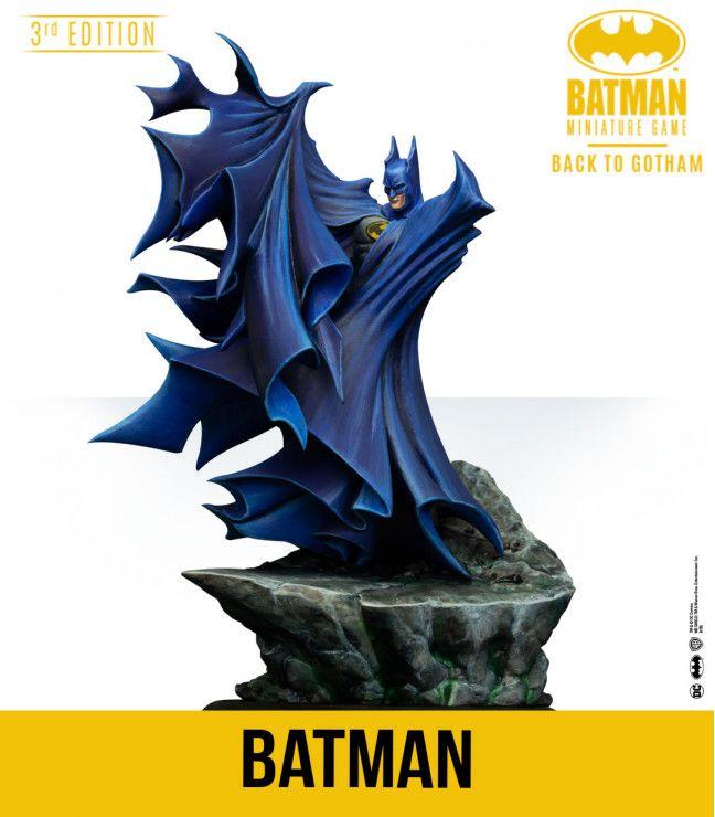 Batman Miniature Game - 3e: Back To Gotham Box