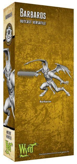 Barbaros - Malifaux 3ed