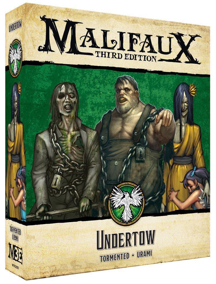 Undertow - Malifaux 3ed