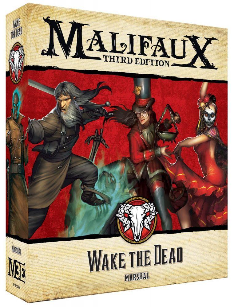 Wake the Dead - Malifaux 3ed