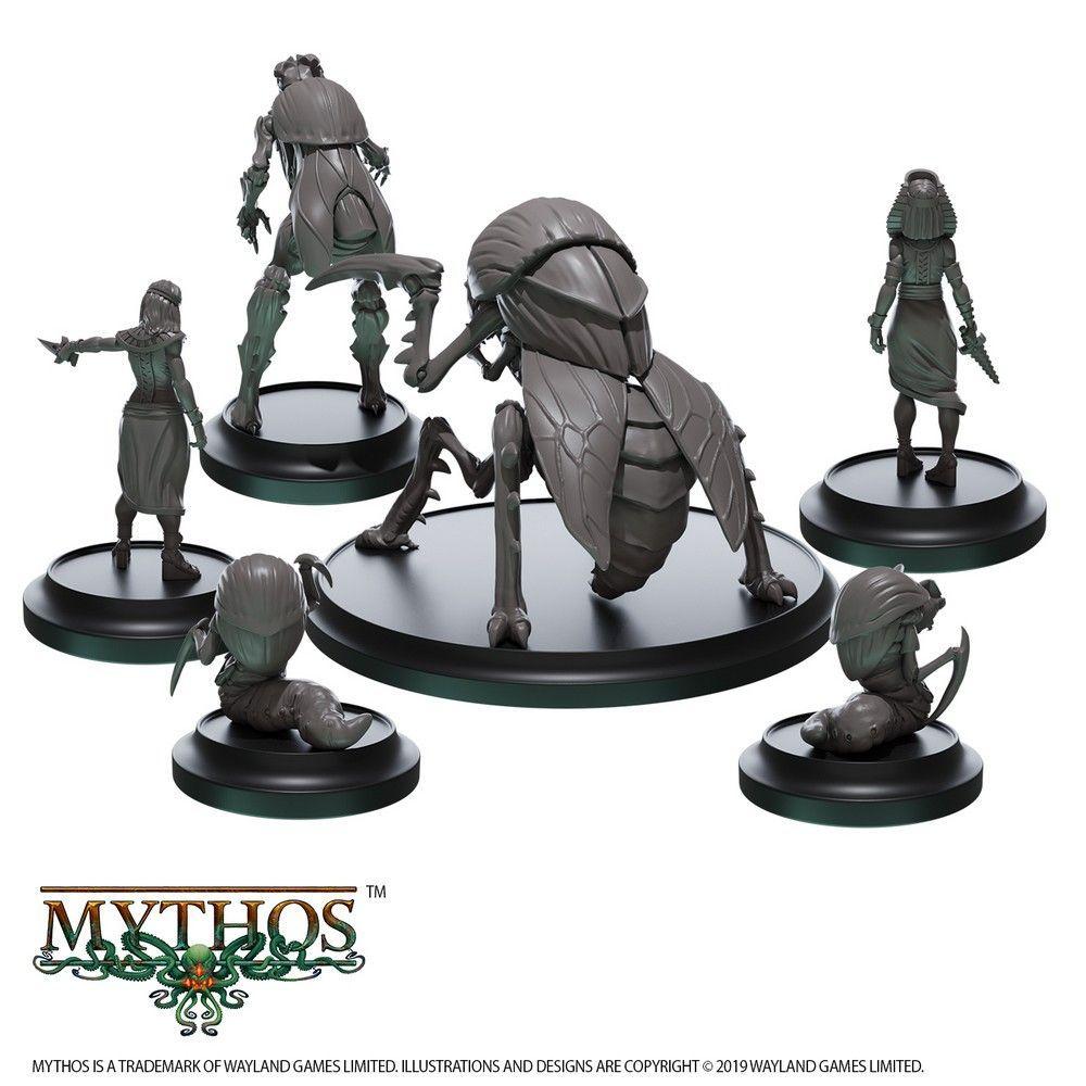 Mythos: Custos Crypta Faction Starter Set