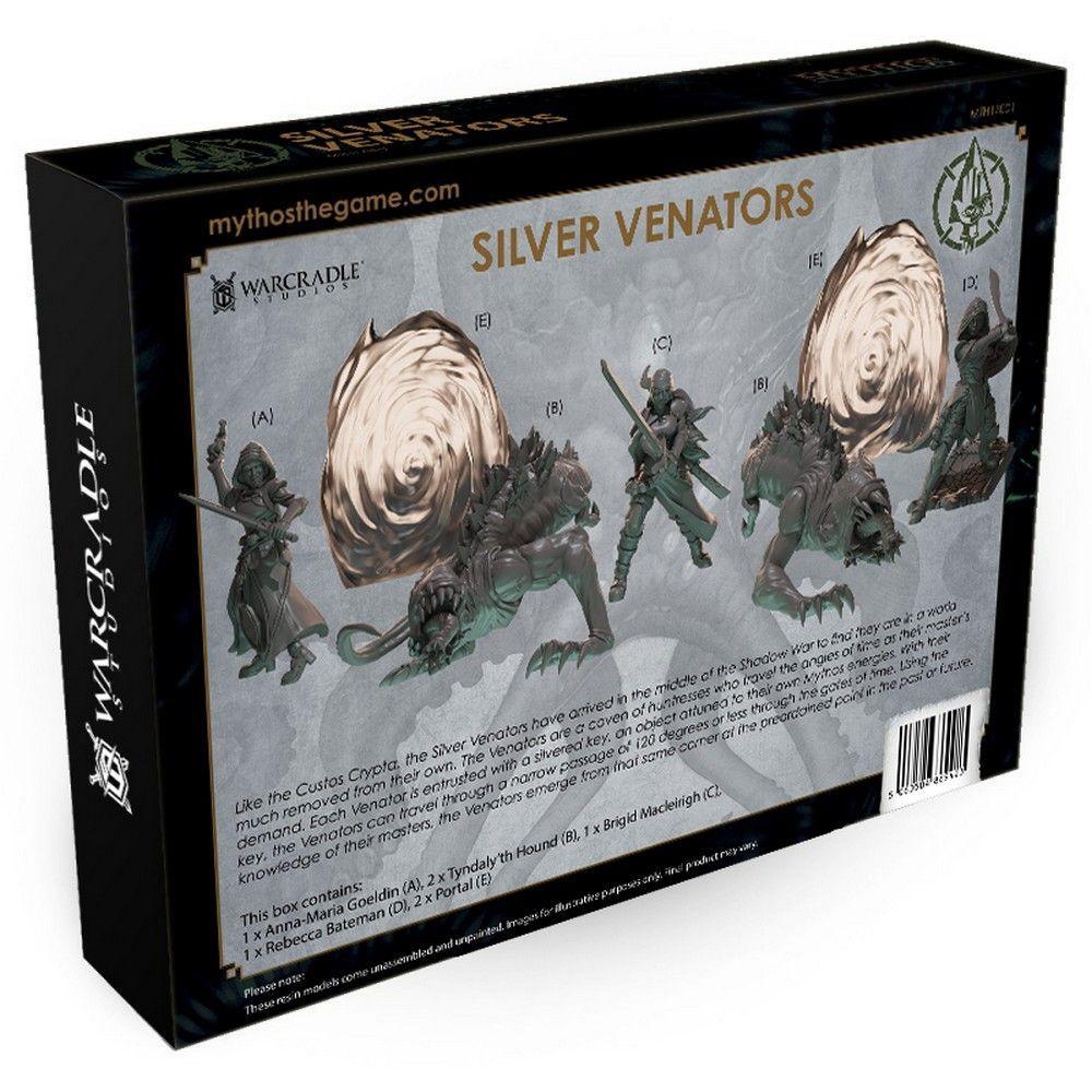 Mythos: Silver Venators Faction Starter Set