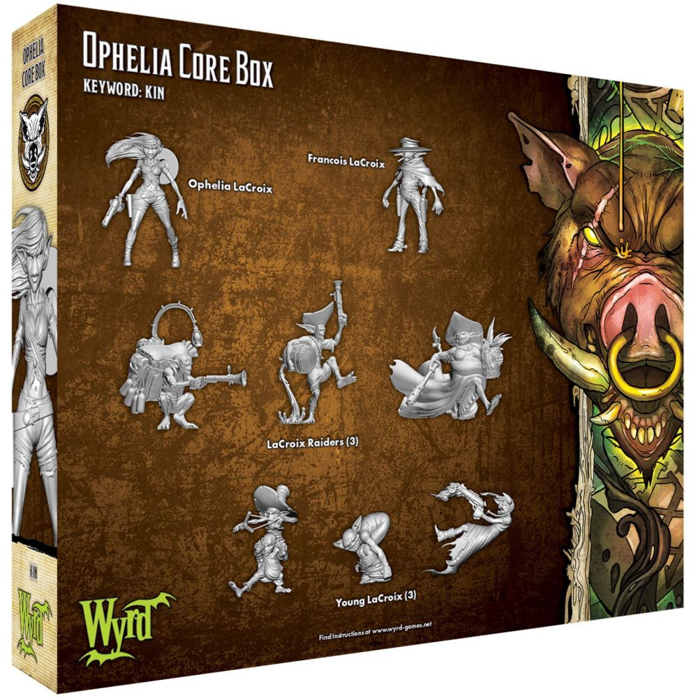 Ophelia Core Box - M3e Malifaux 3rd Edition