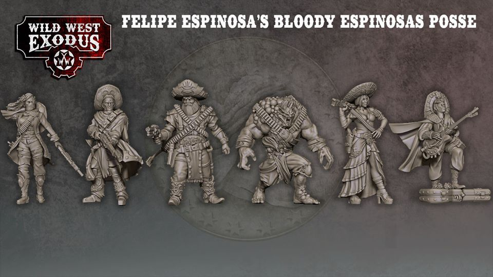 The Bloody Espinosas Posse