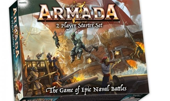 Armada startovní set pro dva hráče - KoW Armada