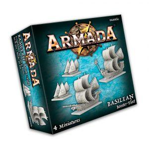 KoW Armada Basilea podpůrná flotila