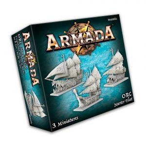 KoW Armada Orkové startovní flotila