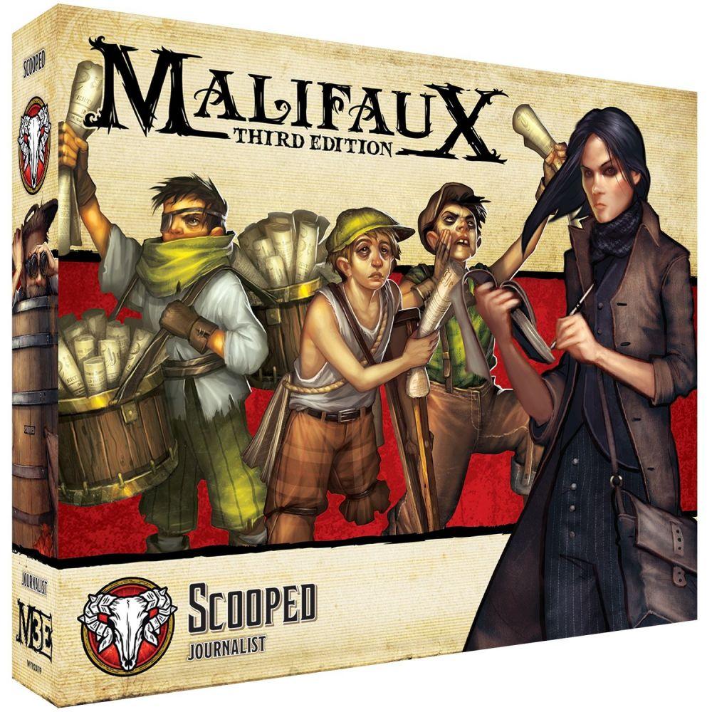 Scooped - Malifaux 3ed