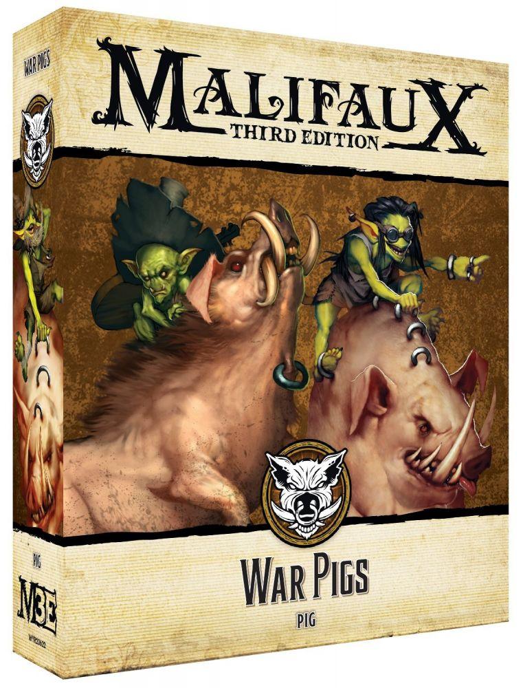 War Pigs - Malifaux 3ed