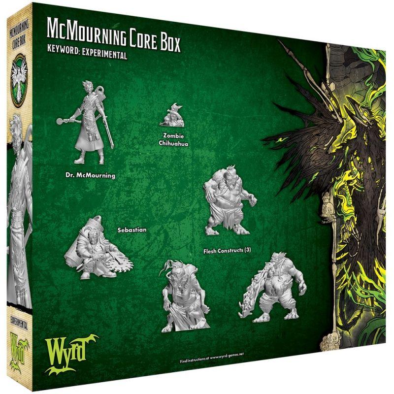McMourning Core Box - M3e Malifaux 3rd Edition