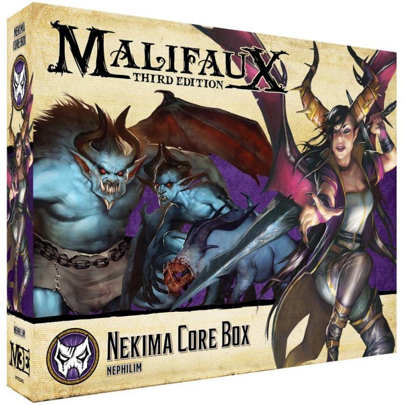 Nekima Core Box - M3e Malifaux 3rd Edition