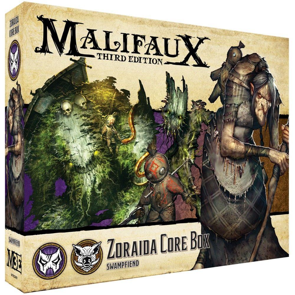 Zoraida Core Box - M3e Malifaux 3rd Edition