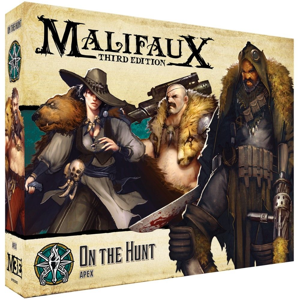 On the Hunt - Malifaux 3e