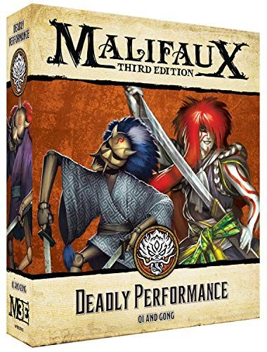 Deadly Performance - Malifaux 3ed