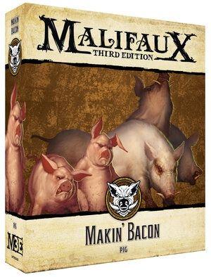 Making Bacon - Malifaux 3ed