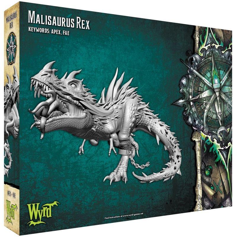 Malisaurus Rex - Malifaux 3e