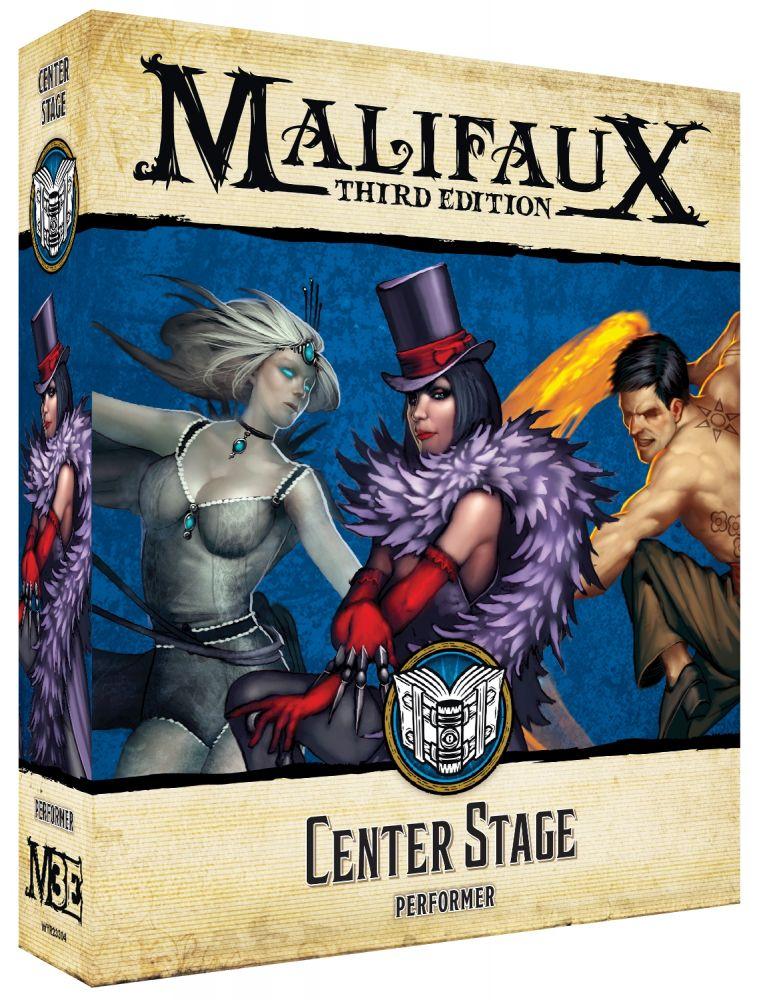 Center Stage - Malifaux 3ed