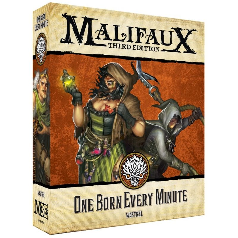 One Born Every Minute - Malifaux 3ed