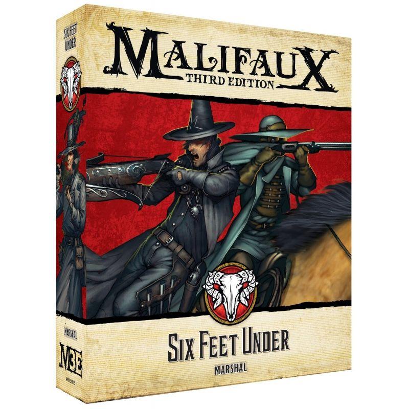 Six Feet Under - Malifaux 3ed