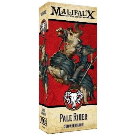Pale RIder - Malifaux 3ed