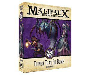 Things that Go Bump - Malifaux 3ed