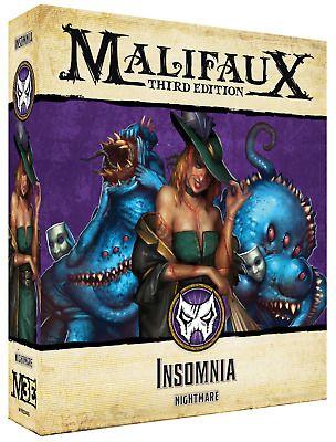 Insomnia - Malifaux 3ed
