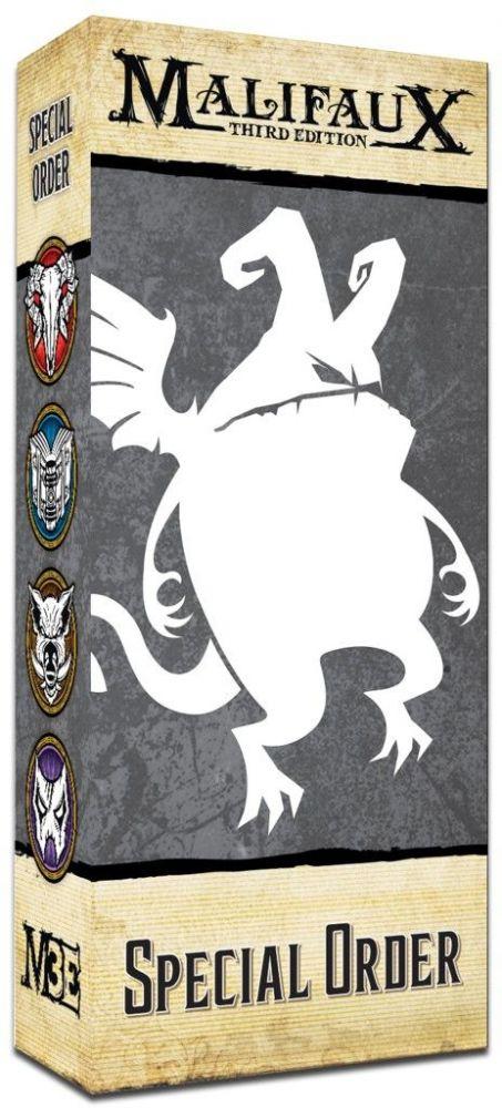 Lacroix Raiders Special Order 3e Malifaux