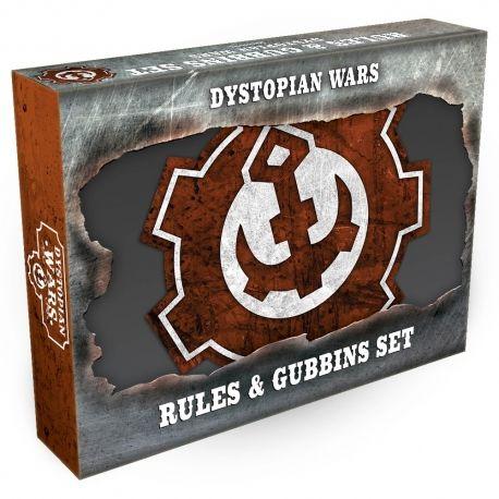 Dystopian Wars Rules & Gubbins Set: DW 3.0
