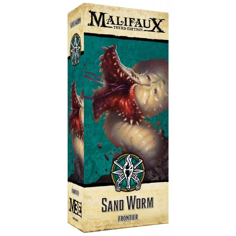 Sand Worm - Malifaux 3e