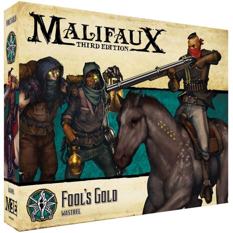 Fool's Gold - Malifaux 3e