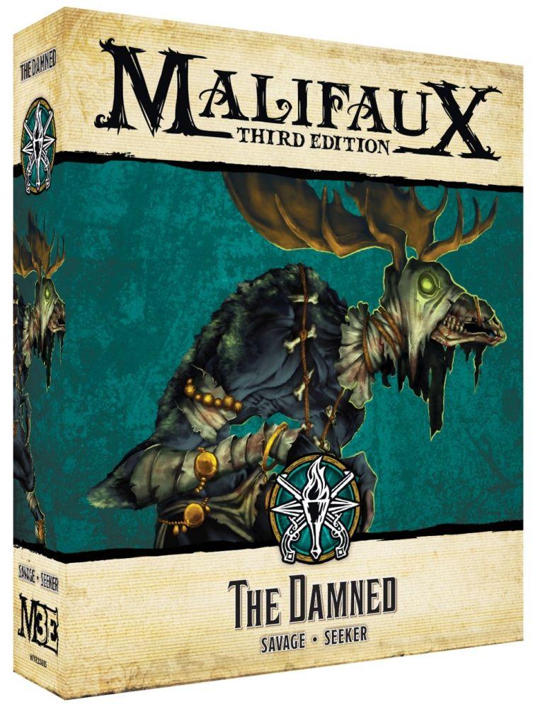 The Damned - Malifaux 3e