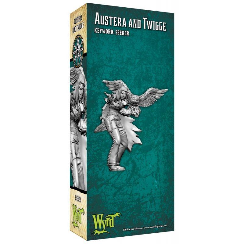 Austera and Twigge - Malifaux 3e
