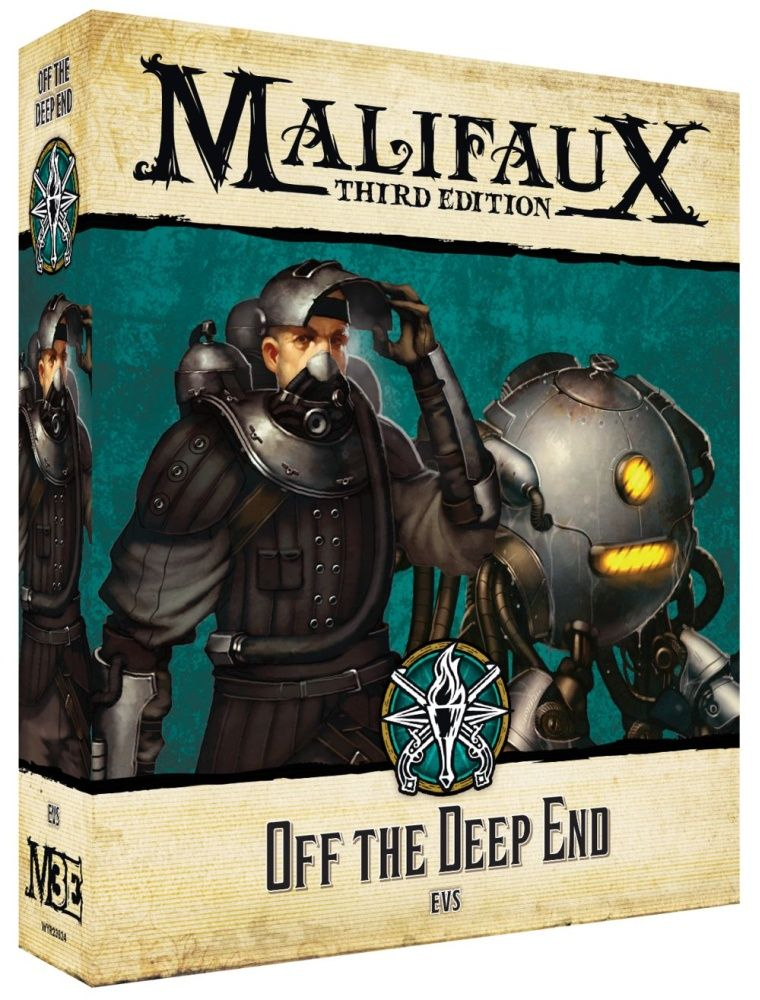 Off the Deep End - Malifaux 3e