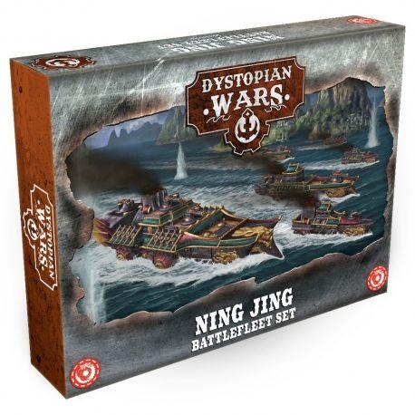 Ning Jing Battlefleet Set : DW 3.0
