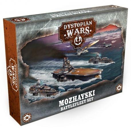 Mozhayski Battlefleet Set : DW 3.0