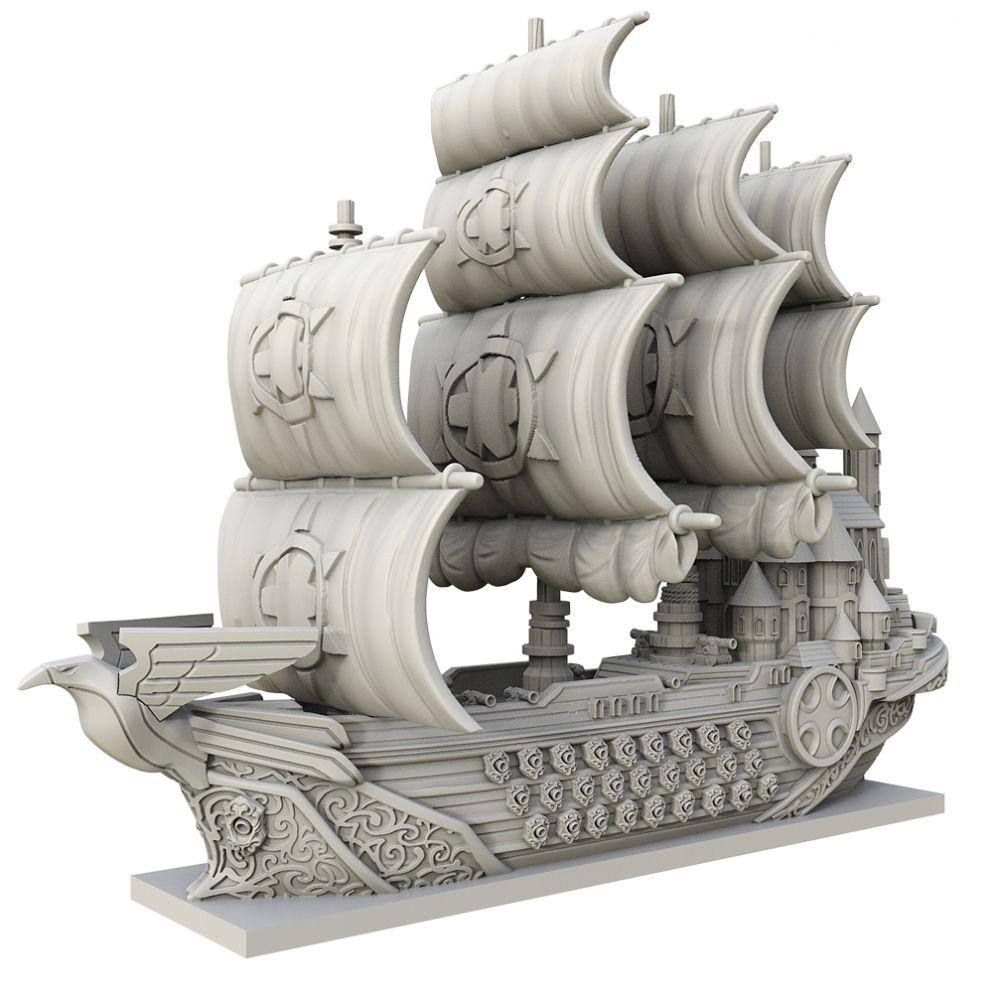 KoW Armada Basilean Dictator