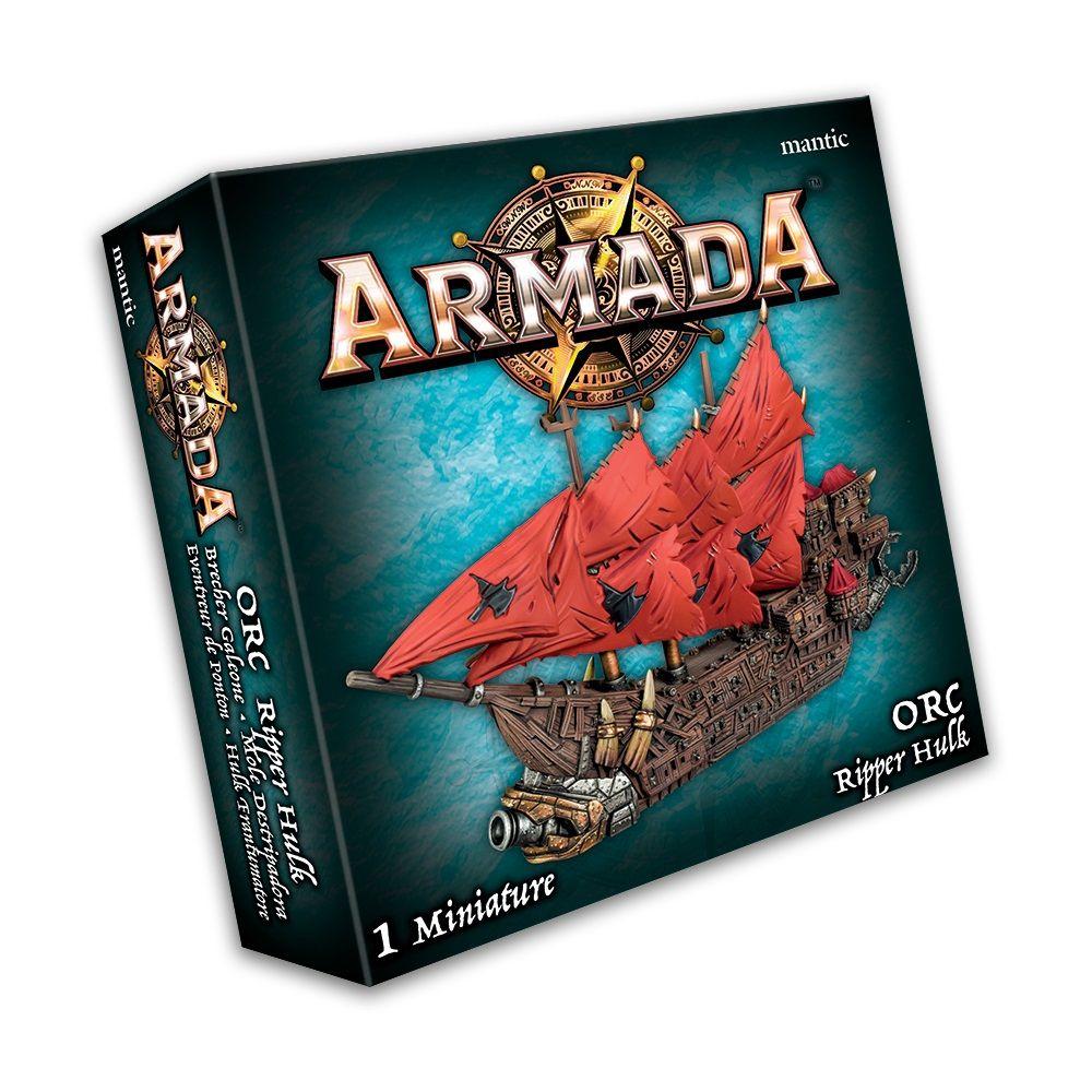 KoW Armada Orc Ripper Hulk