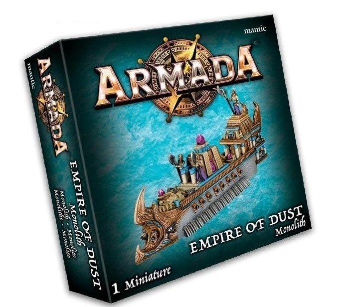 KoW Armada Empire of Dust Monolith