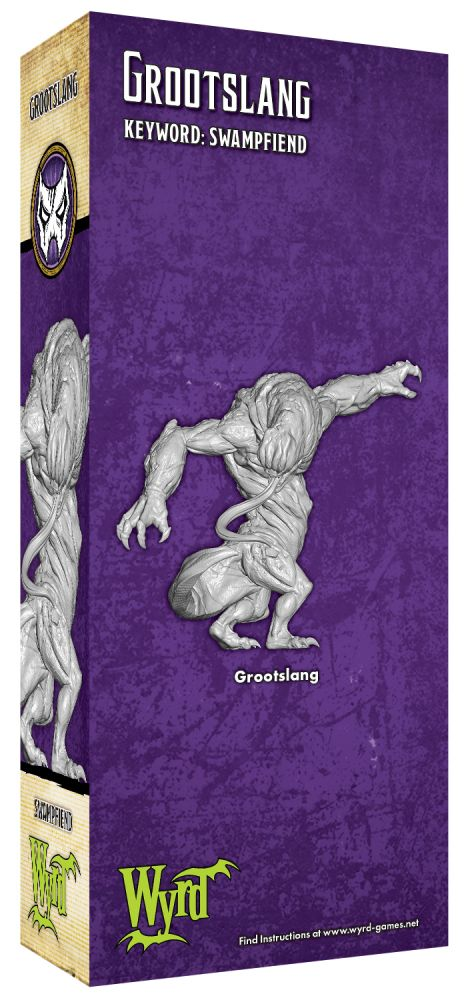 Grootslang - Malifaux 3ed