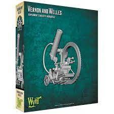 Vernon And Welles - Malifaux 3e