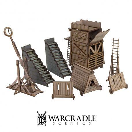 Gloomburg - Siege Engines & Scatter
