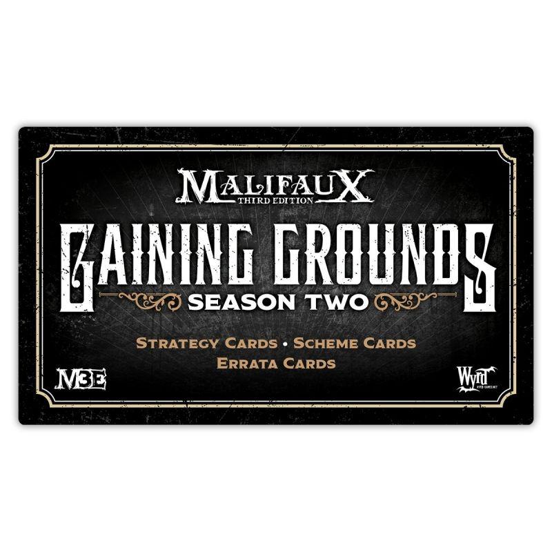 Gaining Grounds Season Two - Malifaux 3ed
