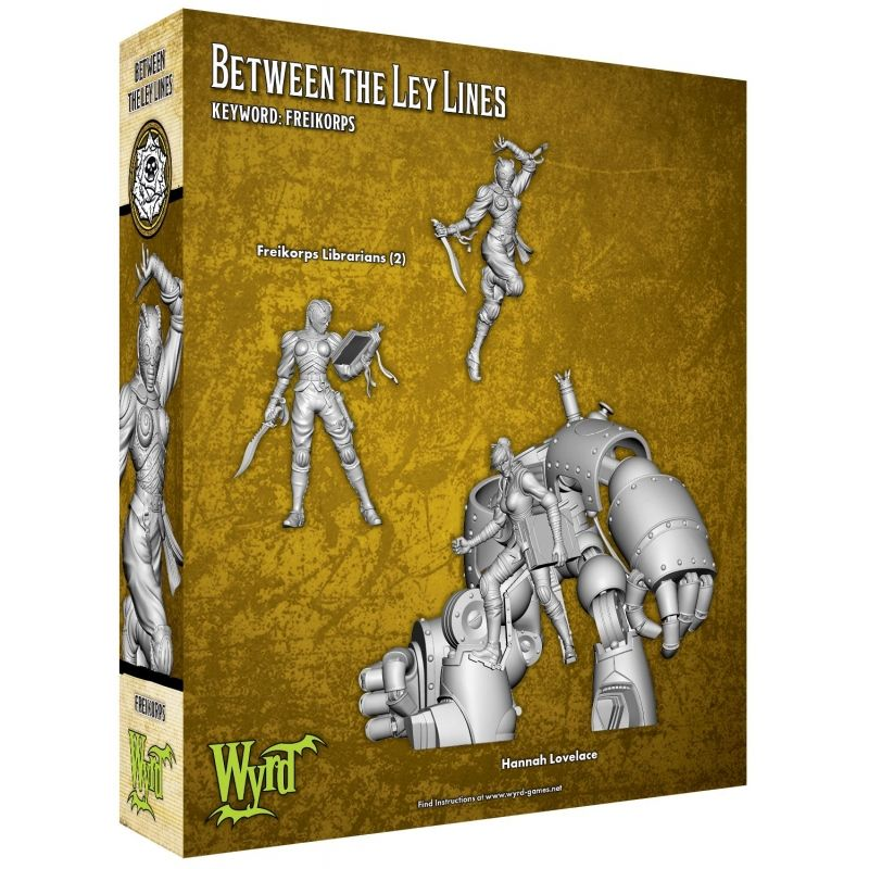 Between the Ley Lines - Malifaux 3e