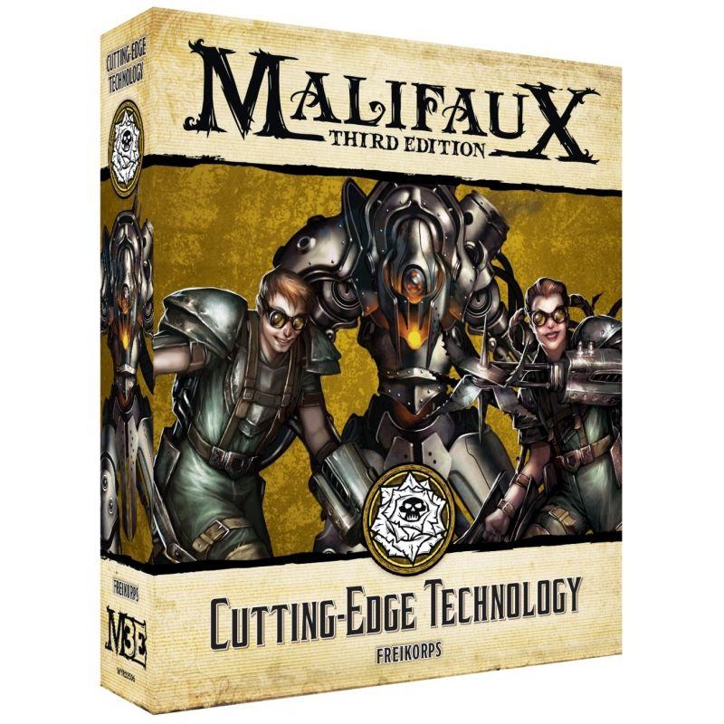 Cutting-Edge Technology - Malifaux 3e
